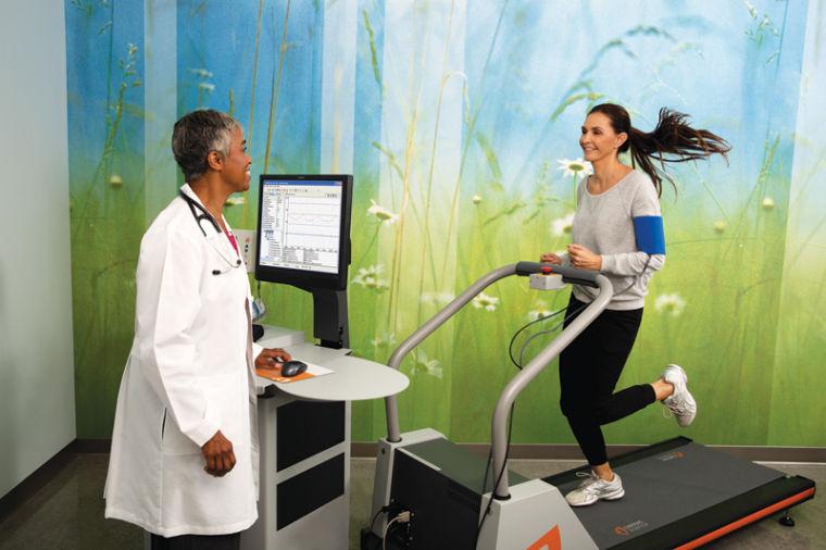 cardiac stress test- swurgentcare