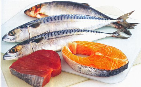 Fatty Fish for HEart Health