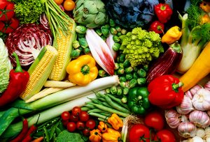 Vegetable for Healthy Heart
