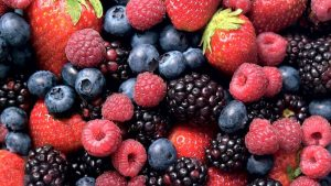 Berry For Healthy Heart